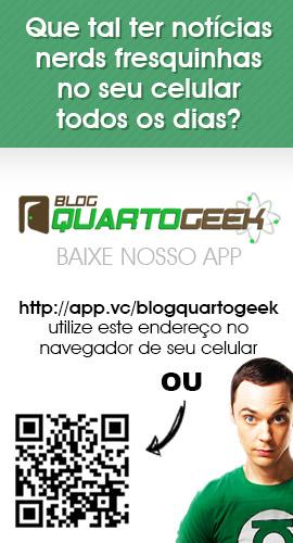 App - Blog Quarto Geek